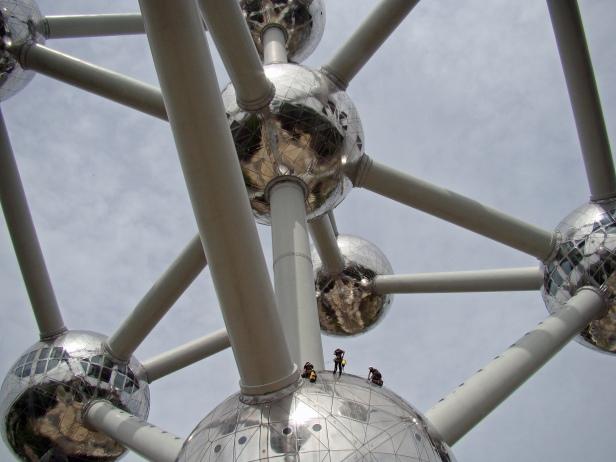 Atomium - Workers