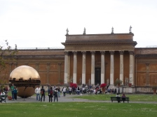 Vatican Courtyard 3