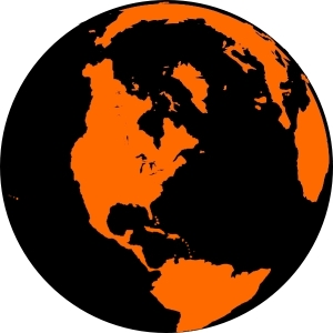 Black_Orange_Globe