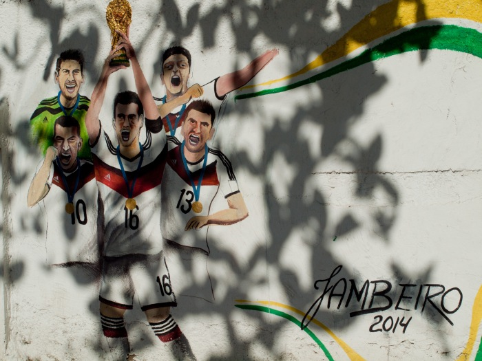 Cranford - 2014 World Cup Mural7