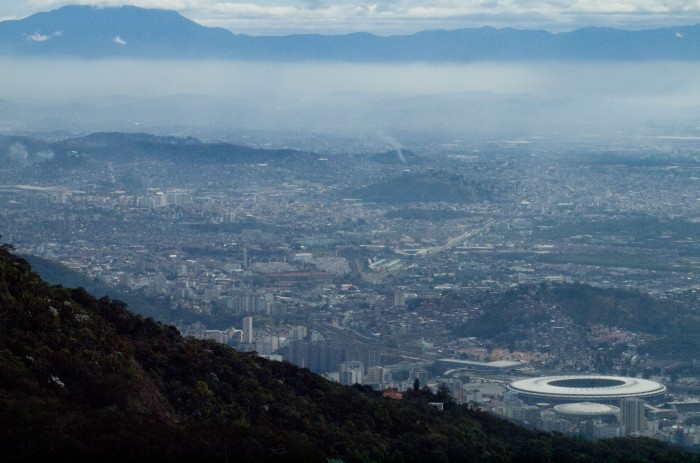 Cranford - View from Cristo Redentor
