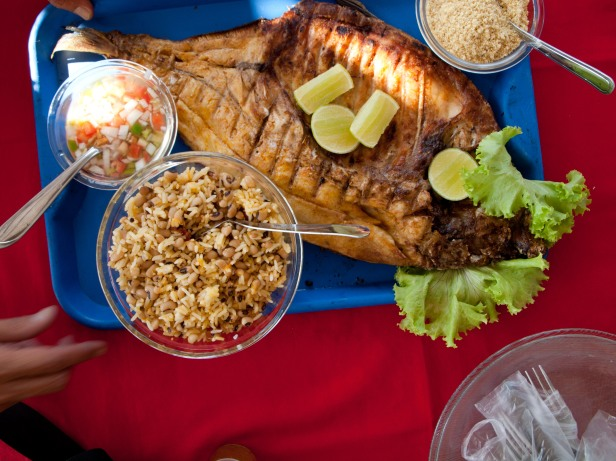 Cranford - Lunch on Rio Negro