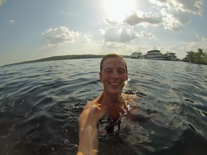 Cranford - Swimming in Rio Negro