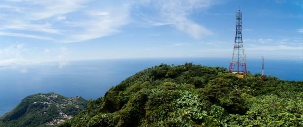 Cranford - Saba, Mt. Scenery