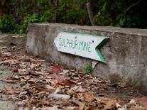 Cranford - Sulphur Mine entrance