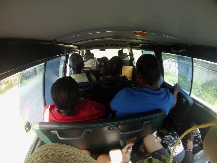 Cranford - St. Martin bus