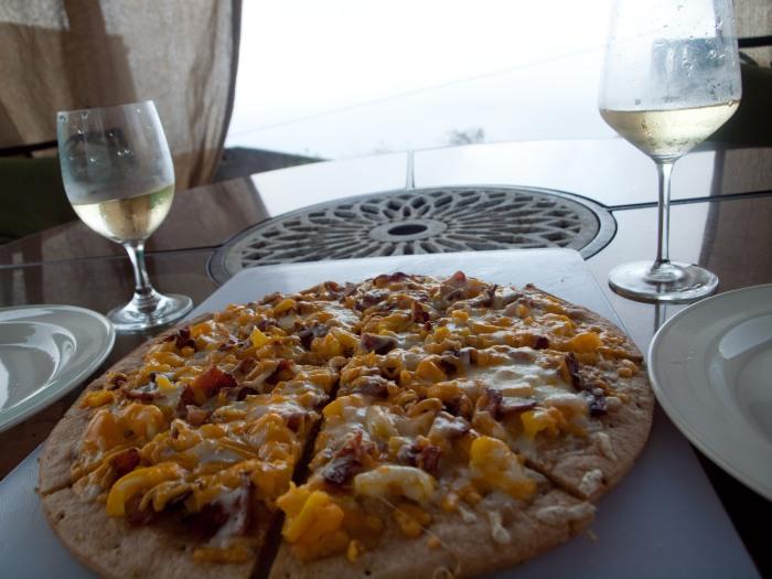 Cranford - Pizza on Saba