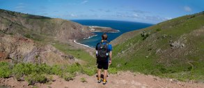 Cranford - Vantage point from Saba Heritage Trail