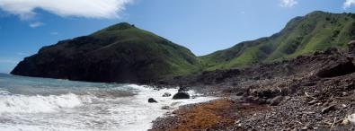 Cranford - Spring Bay from Saba Heritage Trail