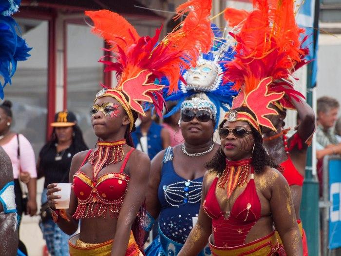 Cranford - Carnival parade in Marigot 7