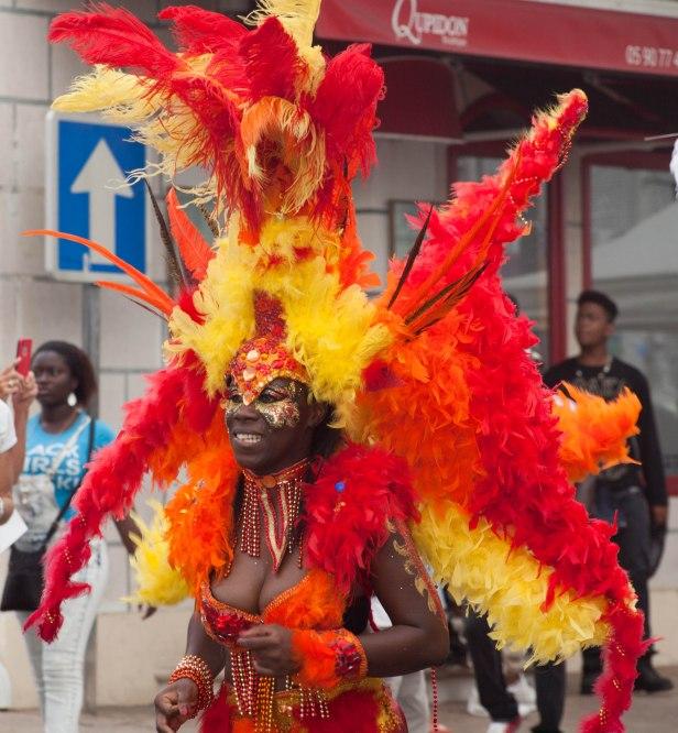 Cranford - Carnival parade in Marigot 3