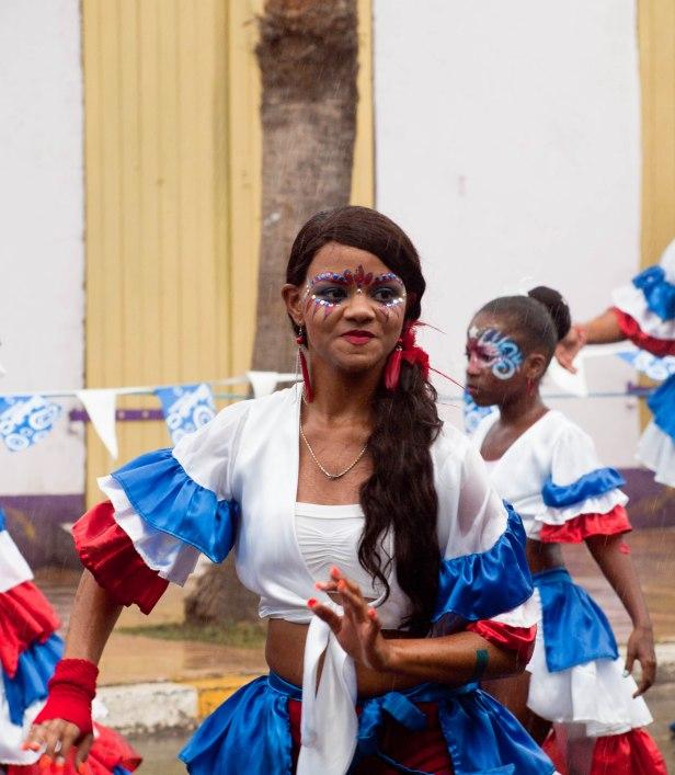 Cranford - Carnival parade in Marigot 8